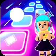 PKXD瓷砖跳音乐游戏