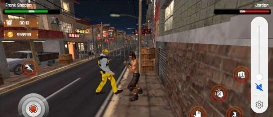 空手道街头搏击游戏