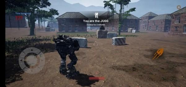 JUGG战争游戏
