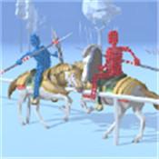 骑士装备战游戏