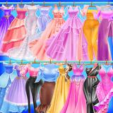 我的时尚连衣裙梦游戏