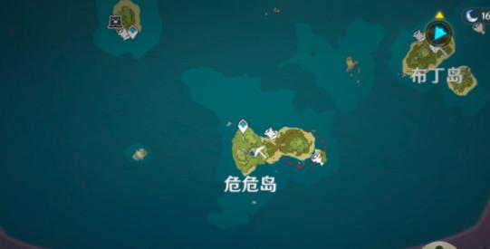 原神金苹果群岛壁画位置在哪里